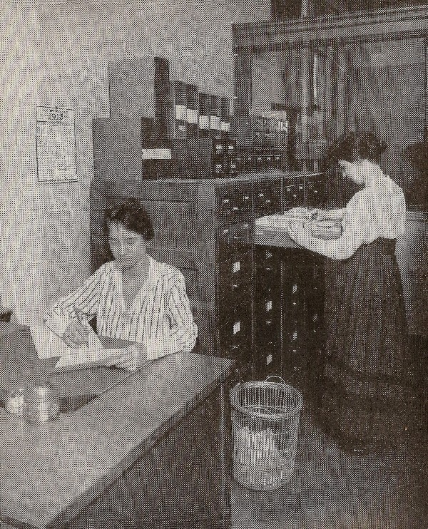 1918 Female Clerical Workers 3.11 OM.jpg (105645 bytes)
